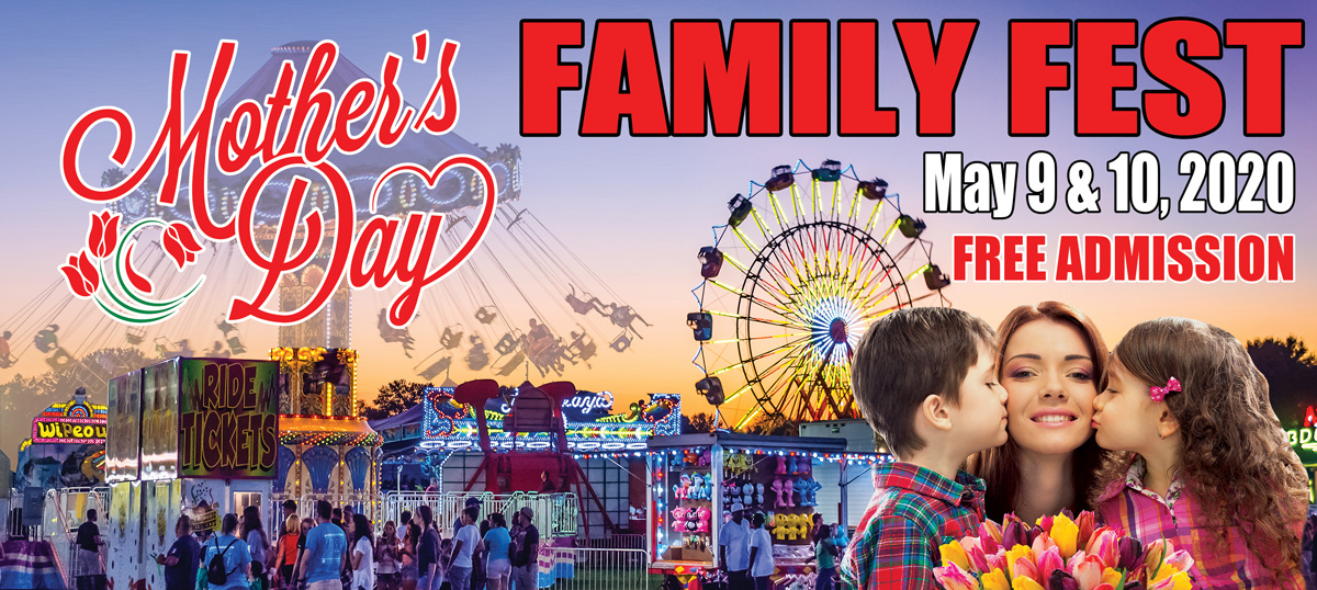 Mothers Day Family Fest